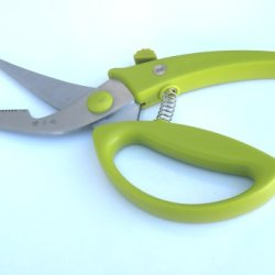 Specialized In Kitchen Chicken Bone Scissor Cutters - Over 300 Years ,One Of The Highest Quality Of Kitchen Shears And Scissors In The Market You Can Trust-Stainless Steel Super Powerful And Extremely Sharp, This Beautiful, Rugged Multipurpose Shears Are