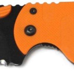 Boker Plus Subcom Dusk Folding Knives, Orange