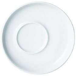 Kahla Five Senses Saucer 5 Inches, White Color, 1 Piece