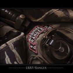75Th Infantry Regiment - Lrrp-Ranger -Giclee Print 8X10 Framed