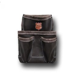 Abco 3262-3 4-Pocket Roofer'S Tool Pouch