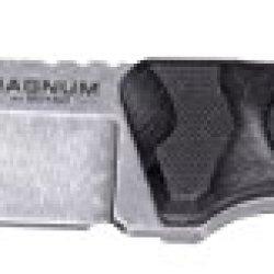 Magnum Sierra Delta Tanto Knife, 5.12, Black