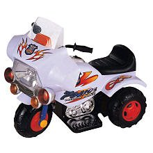 New-Star-My-Police-Motorbike-in-White