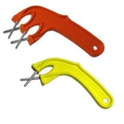 The Edgemaker Knife Sharpener (Kit 330, Orange/Yellow)