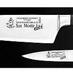 Messermeister San Moritz Elite Chef'S And Paring Knife Set