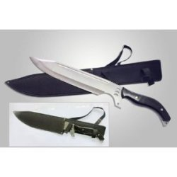"""Zombie Killer Giant Fixed Blade Tactical Bowie Knife 21"""""""
