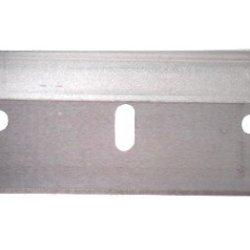 "10 Pack Stanley 28-510 1-1/2"" Single Edge Razor Blades W/Dispenser 10 Per Package"