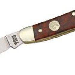 Boker Solingen Germany Whittler 3 Blades Imitation Tortoise Celluloid Knife