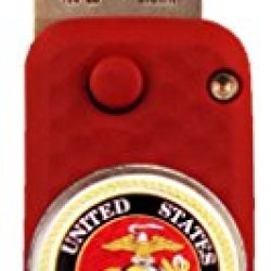 Dx Switchblade Divot Repair Tool Usmc Red   Made In Usa