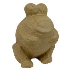 Paper Mache Frog Bank By Craft Pedlars