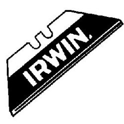Irwin Utility Knife Blades Blue Card Of 5