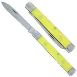 Doctors Yellow Handle Folder