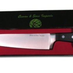 8 Inch Chef Knife - Global Chef Knives - Global Chef Knife - Pro Chef Knife