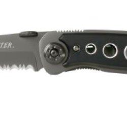 Winchester 22-41793 Parfive Titanium Nitride Tanto Knife