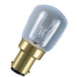 Eveready 5 X 25W Pygmy Sbc (Small Bayonet Cap) Clear Light Bulb - Pack Of 5 - [Eu Specification: 220-240V]