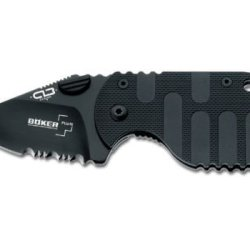 Boker Plus Subcom Black Knife
