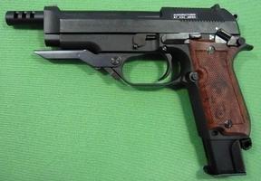 KSC Beretta M93R-2 1st HW Gus BLK 2012年12月発売ロット