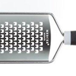 Mercer Culinary M35409 Mercergrates Coarse Blade, Wide, Stainless Steel, Black