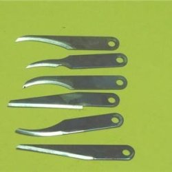 Warren Carving Replacement Blades Set Of Six