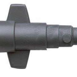 "Moeller Marine Fuel Tank Barb Connector (Mercury, 5/16"", Male, Bayonet Style)"
