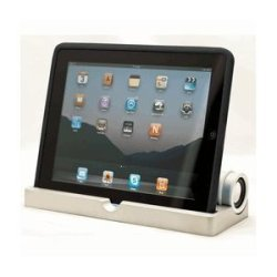 Keydex Ipad Stand With Speaker