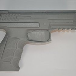 Holster Molding Drone For H&K Vp9 Handguns