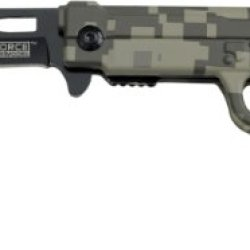 Tac Force Tf-771Dg Assisted Opening Folding Knife 4.5-Inch Closed