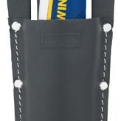 Irwin - Saddle Leather Utility Knife Holder Black - 585-4031018