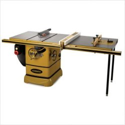 Powermatic 1792005K Model Pm2000 5 Hp 3-Phase Table Saw With 50-Inch Accu-Fence System