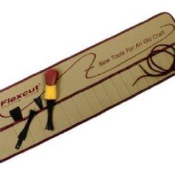 Flexcut 19 Pocket Tool Roll