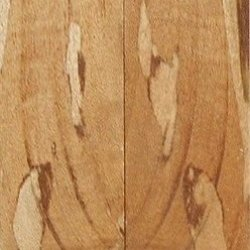 """Oak Tiger Spalted/Stabilized Brown 2 Pc Knife Scales 1/2"""" X 1 1/2"""" X 5"""" 17"""