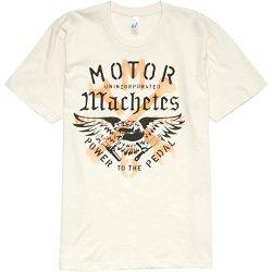 Twin Six Motor Machete T-Shirt - Short-Sleeve - Men'S Natural, Xxl - Men'S