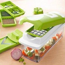 Infinity-1201 Fruit Vegetable Chopper Slicer Tools Set