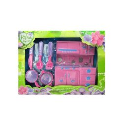 Bulk Buys Kitchen Play Set With Utensils And Cookware