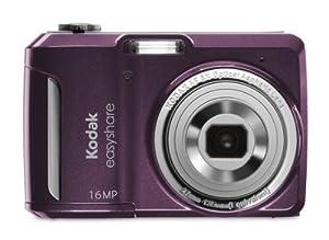 Kodak EasyShare C1550 16 MP Digital Camera with 5x Optical Zoom (Purple)