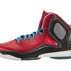 Adidas Rose 5 Boost (Brenda) - Red / Blue-Black, 13 D Us