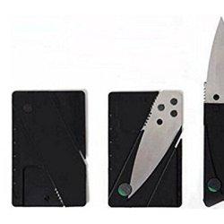 Liroyal Credit Card Folding Safety Knife