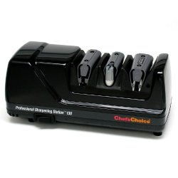 Chef'Schoice Pro Sharpening Station 130: Exclusive - Black