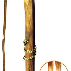 55In Hardwood Walking Stick Ws632-55 - Camping & Hiking