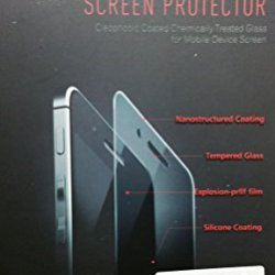 Iphone 6 (4.7 Inch Only)- Hd Tempered Glass Screen Protector, Ultra Slim, Hd, 9H Hardness, 2.5D Round Edge Tempered Glass - Premium Screen Protector - Anti-Scratch/ Shatterproof/ Anti-Fingerprint/ Water & Oil Resistant For I-Phone 6