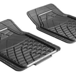 Zpv 902415 Subaru Floor Mat 2 Pc Set. Black Trim To Fit All Weather Floor Mats