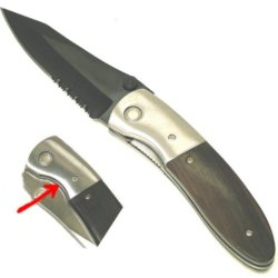 New Hidden Release A O Knife Sp082-40Wb