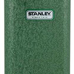 Stanley Classic Flask - Hammertone Green