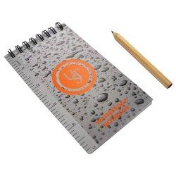 Egear Survival Essentials Waterproof Paper Pad (3 X 5-Inch)