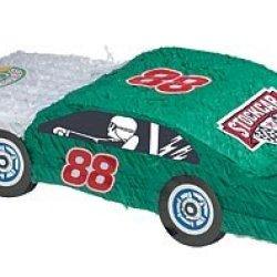 Stock Car Racing Pinata With Pull String Kit