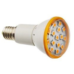 4 W E14 X5050Smd 15, 270-300 Lm 3000 K Of Warm White Led Bulb Sizes (200-240 - V)