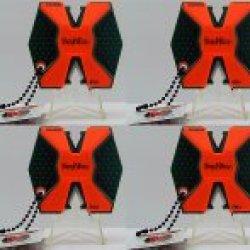 Accusharp Sharpneasy Orange Two Step Sharpener 12 Pack