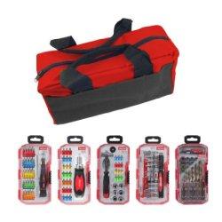 Olympia Tools 80-119 Iwork 107-Piece Red Box Tool Kit