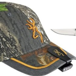 Browning Night Seeker 2 Cap/Knife East Fork Md: 3719404