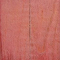"""Maple Curly Stabilized Pink 2 Pc Knife Scale 3/16""""X1 1/2""""X5"""" Nk2"""